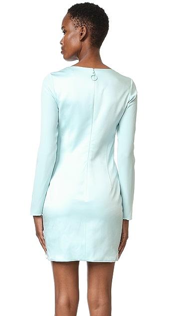 Versace Woven Dress