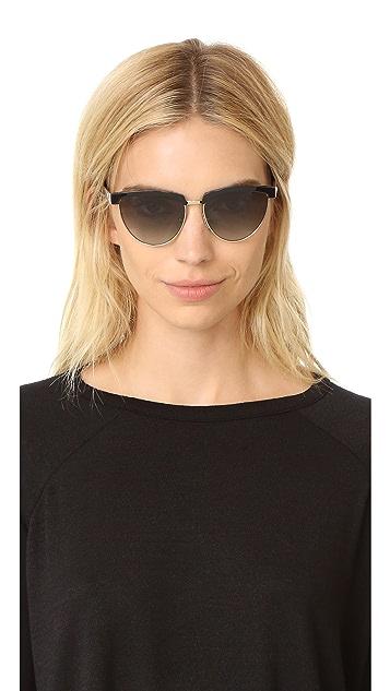 Versace Cat Eye Sunglasses
