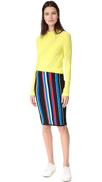 Versace Long Sleeve Top