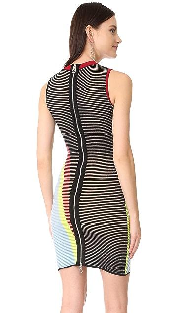 Versace Lined Knit Dress
