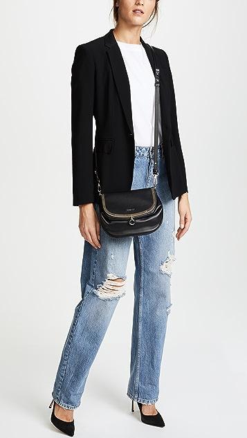 Versace Satchel Bag