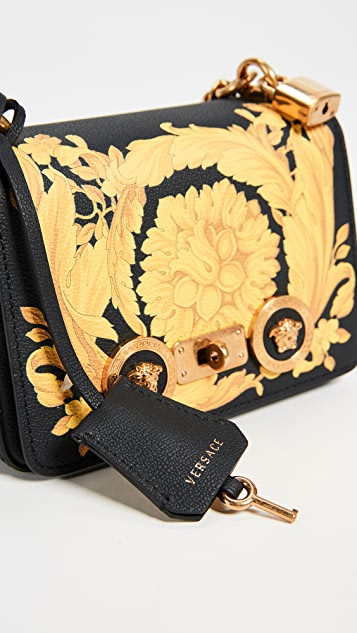 Versace Icon Mini Cross Body Bag