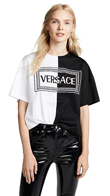 Versace Split Versace Tee
