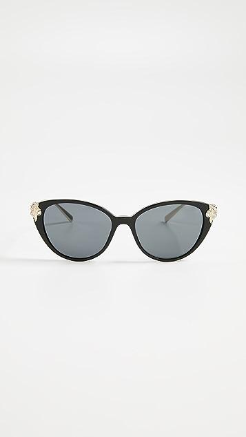 7cca1b3f6f7 Versace VE4351B Cat Eye Sunglasses