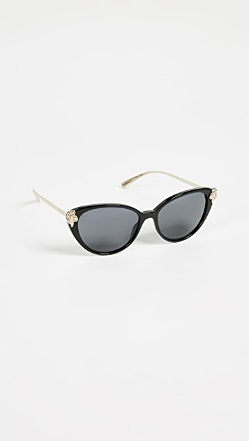 Versace Cat Eye Sunglasses