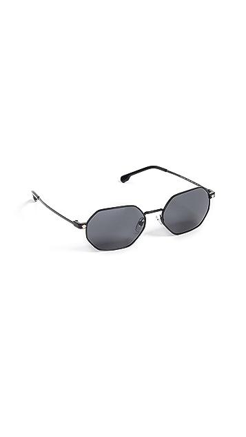 Versace VE2194 Geometric Round Sunglasses