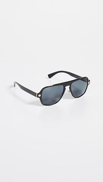Versace VE2199 飞行员太阳镜