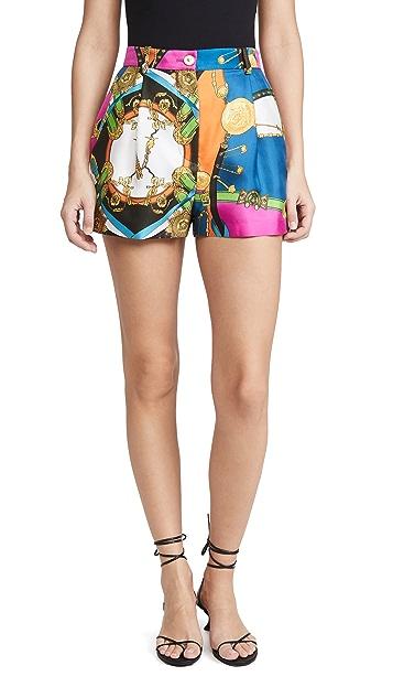 Versace Pantaloni 短裤