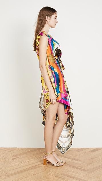 Versace Abito Donna Tessuto Dress