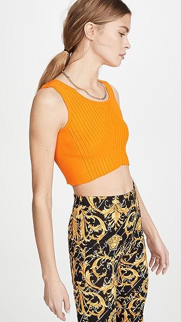 Versace Knit Tank