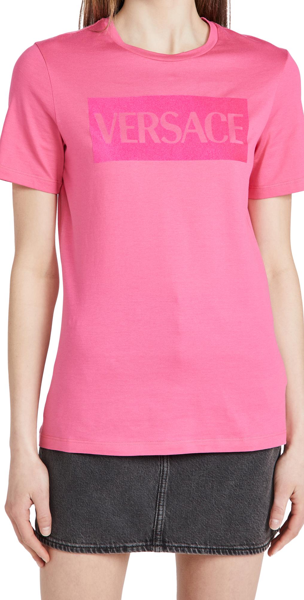 Versace T-shirts T-SHIRT