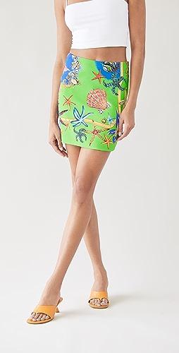Versace - 半身裙