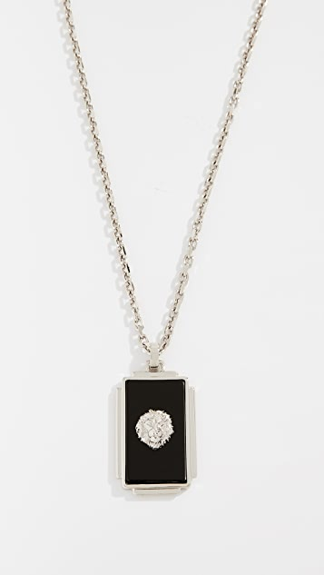 Versus Versace Pendant Necklace