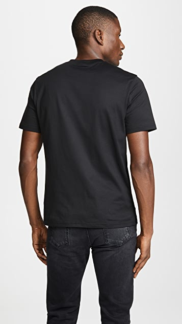 Versus Versace Safety Pin Logo Tee