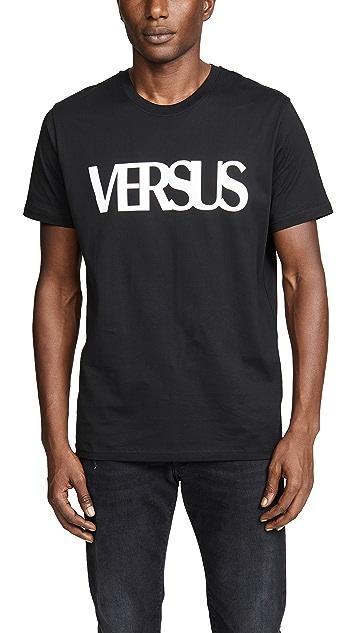 Versus Versace Logo Tee