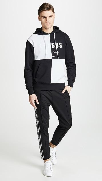Versus Versace Abb. Sport - Felpa Uomo Hoddie  Regular