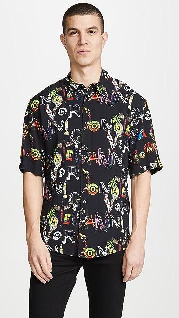 Versus Versace Printed Shirt