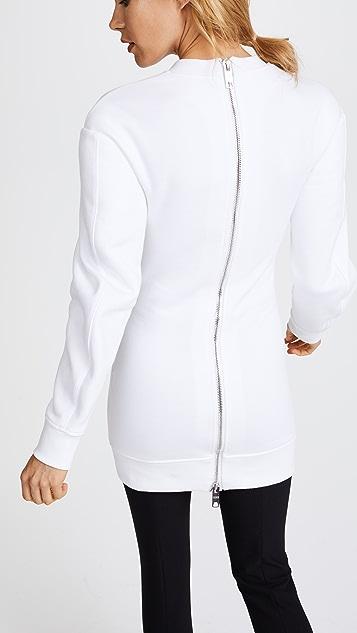 Versus Tunic Sweatshirt