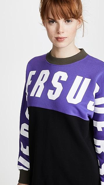 Versus Versus Logo Sweatshirt