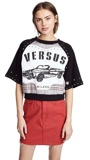 Versus Versus Car SS Sweater