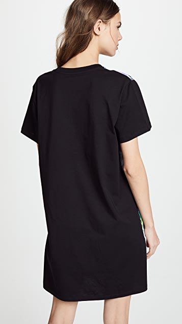 Versus Versus Logo T-Shirt Dress