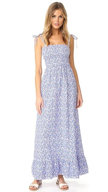 VETIVER Brigitte Maxi Dress