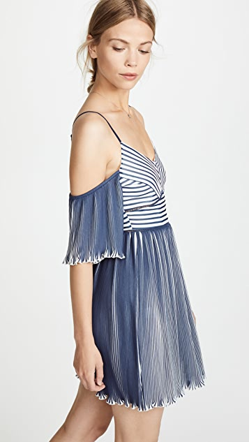 VETIVER Beautiful People Mini Dress
