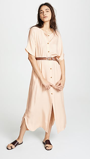 VETIVER Patti Shirt Dress