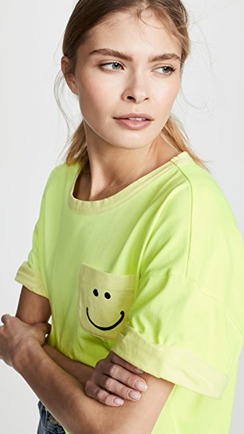 Vika Gazinskaya Smile Pocket Tee