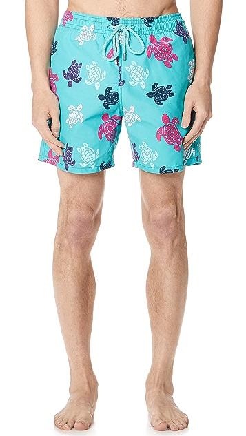 Vilebrequin Tortoise Swim Trunks