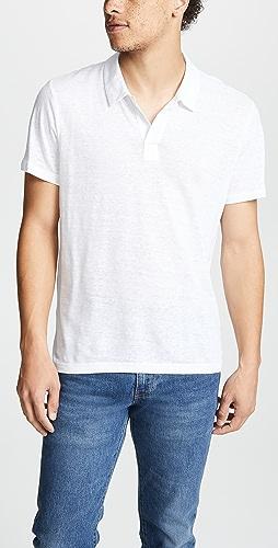 Vilebrequin - Linen Pyramid Polo Shirt