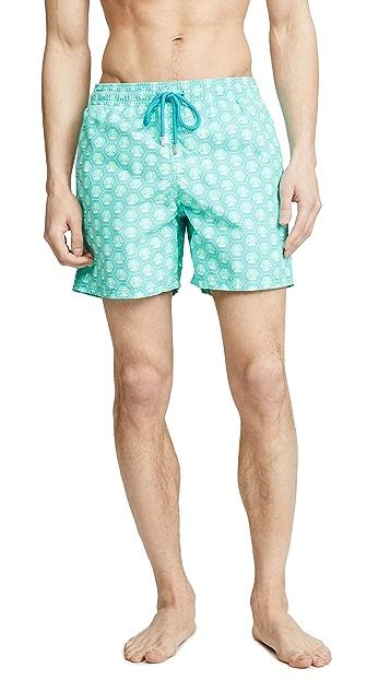 Vilebrequin Ancre De Chine Shorts