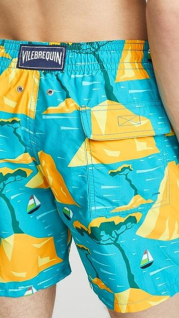 Vilebrequin 9th Aug Capri Shorts