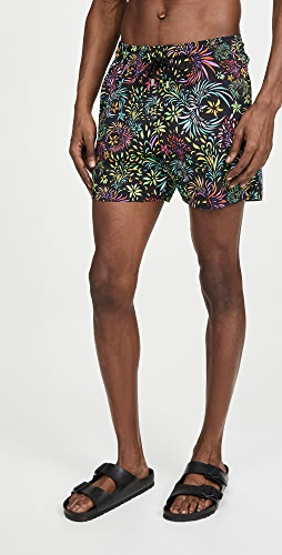 Vilebrequin - Even Birds Superflex Swim Trunks