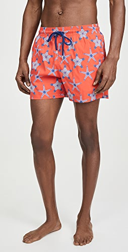 Vilebrequin - Starfish Dance Superflex Moorise Swim Trunks