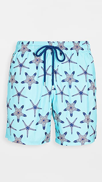 Vilebrequin Mahina Swim Trunks