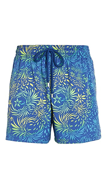 Vilebrequin Moorise Swim Trunks