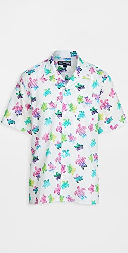 Vilebrequin - Multicolor Turtles Charlie Shirt
