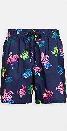 Vilebrequin - Multicolor Turtle Mahina Shorts