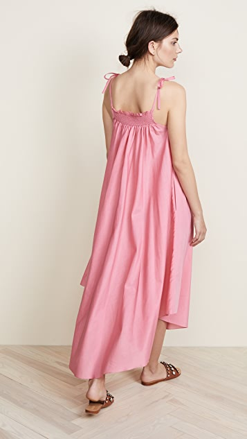 Vilshenko Melita Strappy Dress