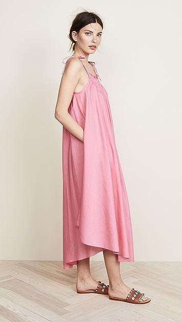 Vilshenko Melita Strappy Dress