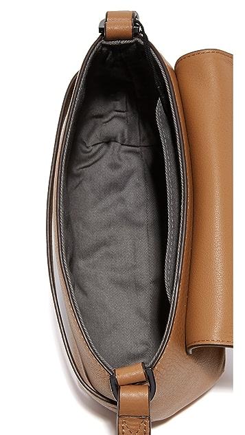 Vince Park Small Saddle Bag