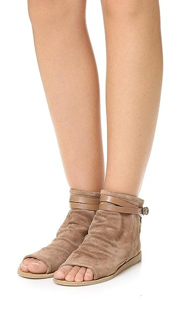 19d1c6c8759d Vince Thalia Flat Sandals  Vince Thalia Flat Sandals ...
