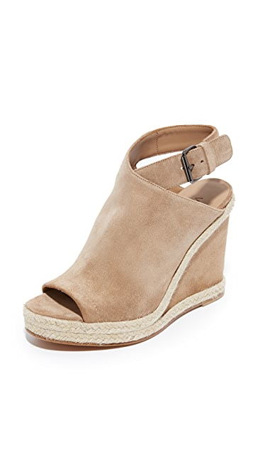 Vince Evangeline Wedge Sandals