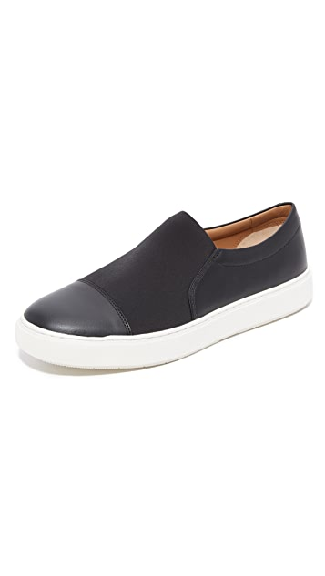 Vince Lago Neoprene Slip On Sneakers