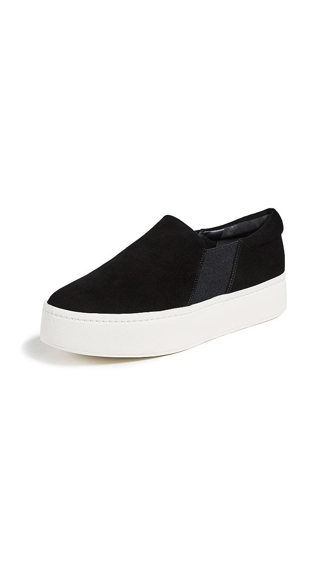 Vince Warren Platform Sneakers   SHOPBOP