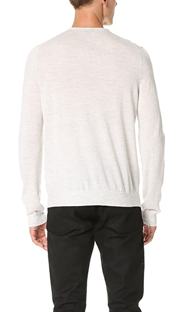 Vince Featherweight Crew Sweater