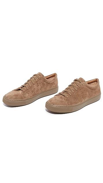 Vince Luke Suede Sneakers