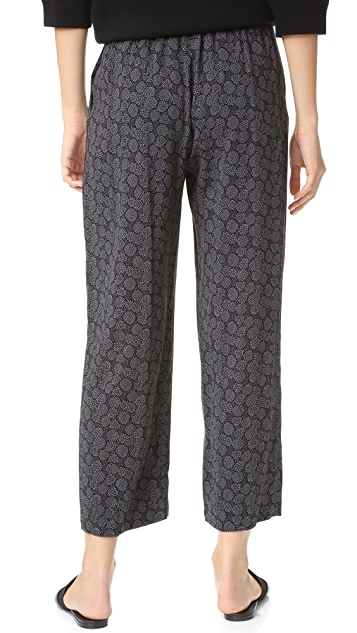 Vince PJ Silk Lounge Pants