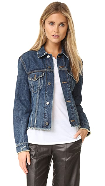 f386d6b535e Vince Denim Jacket ...